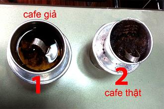 10 Cách nhận biết cà phê nguyên chất, cafe thật ..và giả!