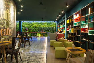 7 quán cafe sách tphcm bạn nên đi