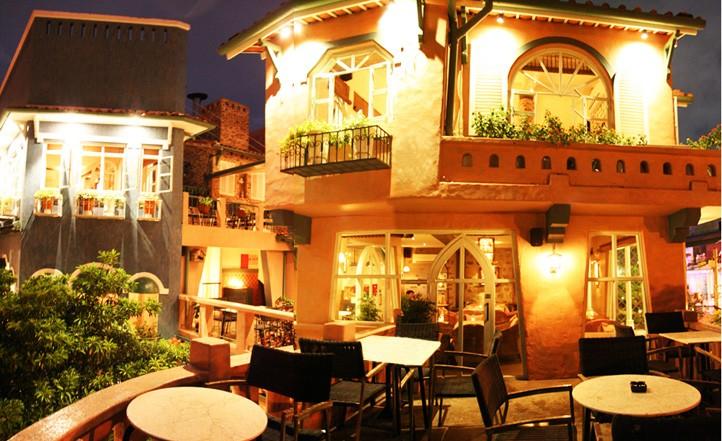 10 quán cafe sân vườn đẹp ở Sài Gòn. Ảnh 31