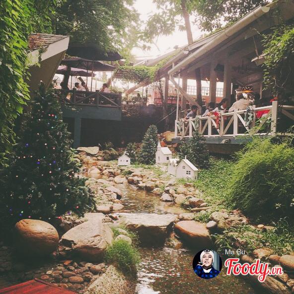 10 quán cafe sân vườn đẹp ở Sài Gòn. Ảnh 27