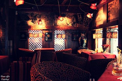 10 quán cafe sân vườn đẹp ở Sài Gòn. Ảnh 26