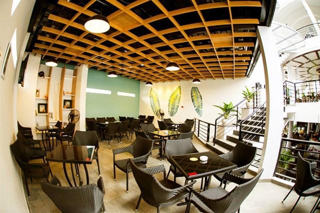 10 quán cafe sân vườn đẹp ở Sài Gòn. Ảnh 22