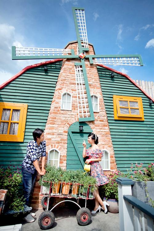 10 quán cafe sân vườn đẹp ở Sài Gòn. Ảnh 8