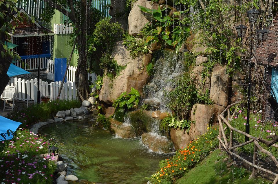 10 quán cafe sân vườn đẹp ở Sài Gòn. Ảnh 6