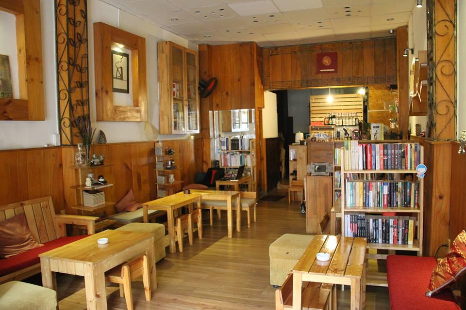 Quán cafe sách đẹp ở sài gòn. Ảnh 21