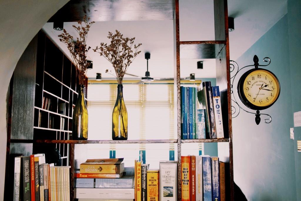Quán cafe sách đẹp ở sài gòn. Ảnh 16