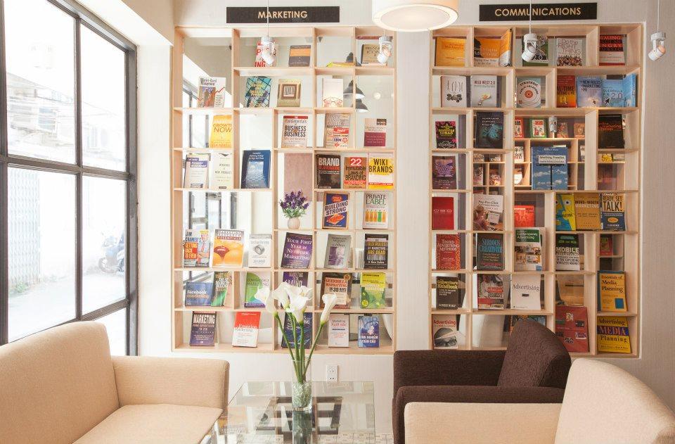 Quán cafe sách đẹp ở sài gòn. Ảnh 10
