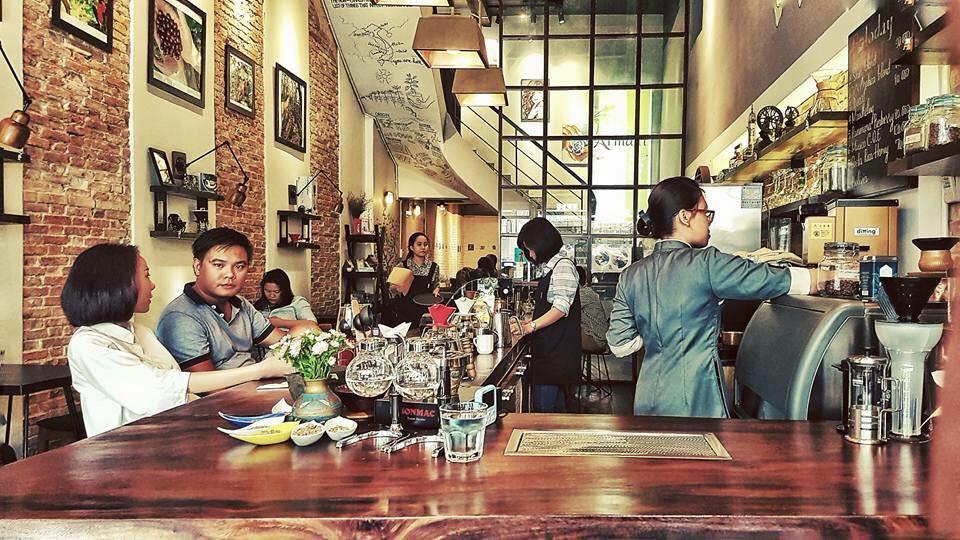 5 quán cafe để làm việc ở Sài Gòn. Ảnh 3