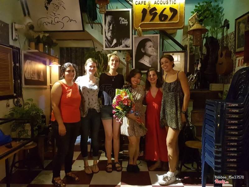 Quán cafe acoustic 1967 2