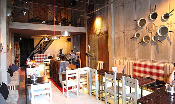 Quán cafe acoustic Tôn cafe 2