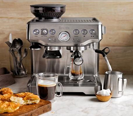 Máy pha cà phê Breville 870 - 15,8 TRIỆU