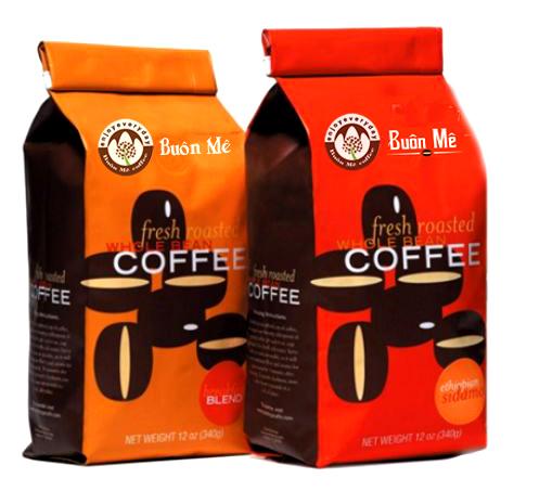 Cà phê Arabica nguyên chất rang mộc Buôn Mê Coffee