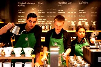 10 sự thật về thương hiệu cà phê lớn nhất thế giới - Cà phê Starbucks