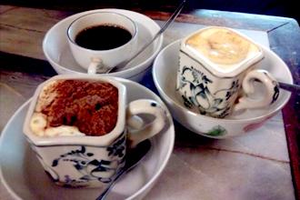 4 quán cà phê 'cổ' vào mùa đông nổi tiếng với cà phê trứng Hà Nội