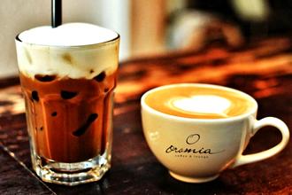Oromia Coffee Saigon - Cảm nhận không gian thư giãn bình yên