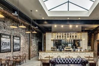 Phong cách quán cà phê cổ điển 2015 gợi ý cho bạn