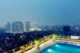 Quán cafe view đẹp ở Hà Nội từ trên cao sang chảnh
