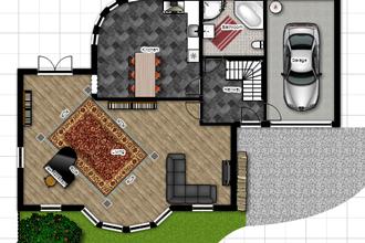 Web thiết kế bản vẽ quán cafe đẹp 'miễn phí'