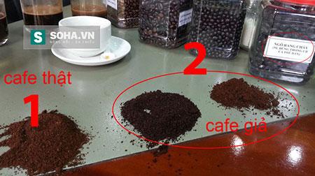 cách nhận biết cà phê nguyên chất 2