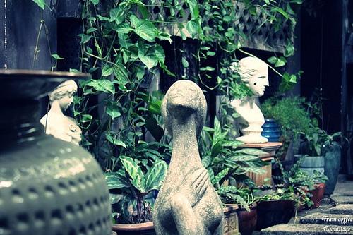 10 quán cafe sân vườn đẹp ở Sài Gòn. Ảnh 23