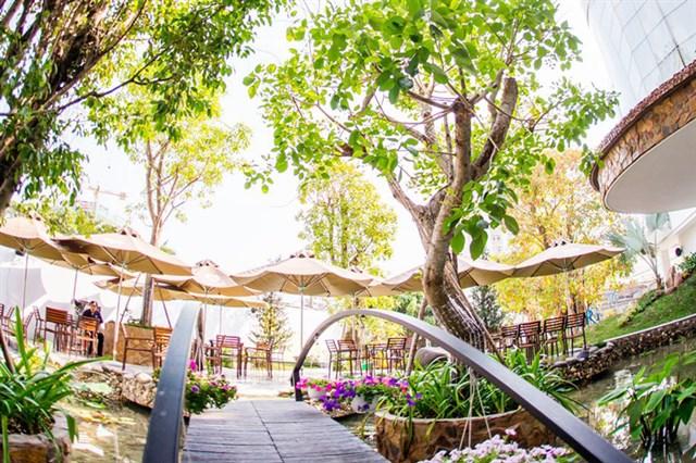 10 quán cafe sân vườn đẹp ở Sài Gòn. Ảnh 19