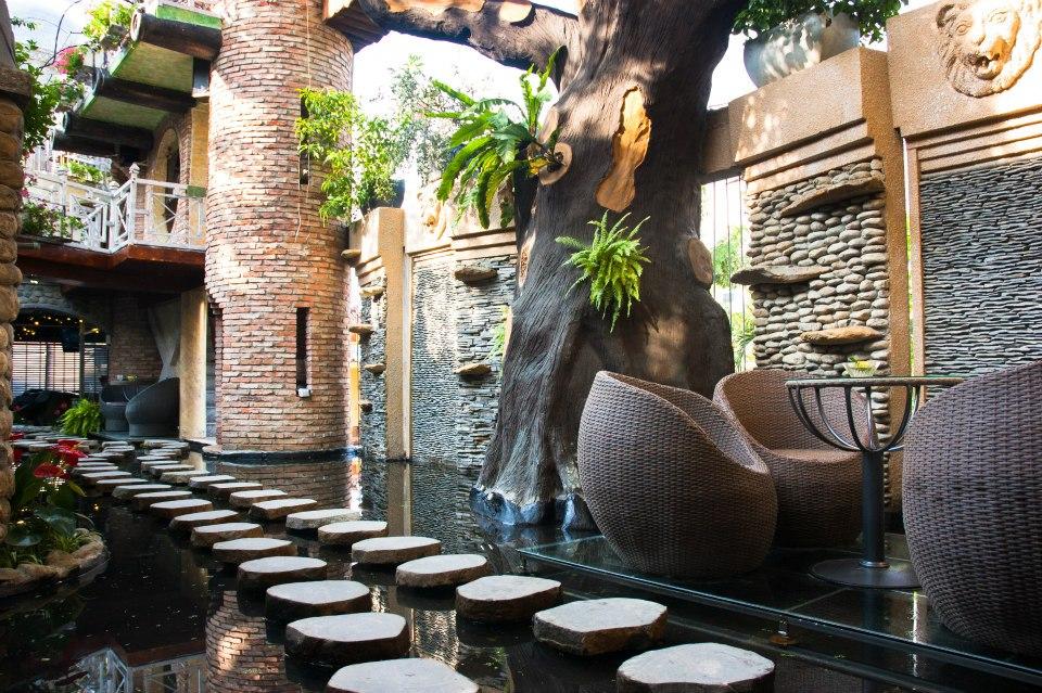10 quán cafe sân vườn đẹp ở Sài Gòn. Ảnh 17