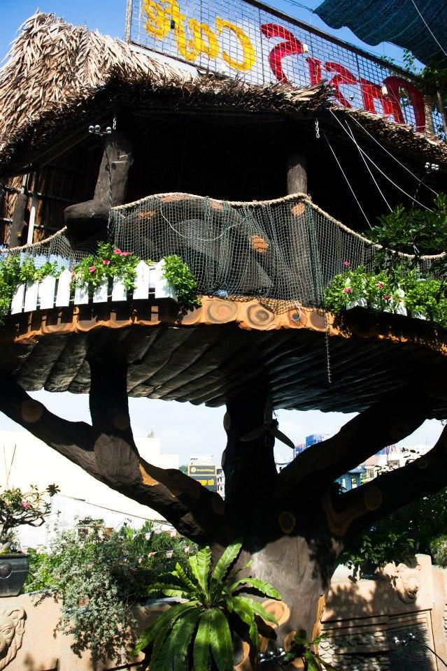 10 quán cafe sân vườn đẹp ở Sài Gòn. Ảnh 15