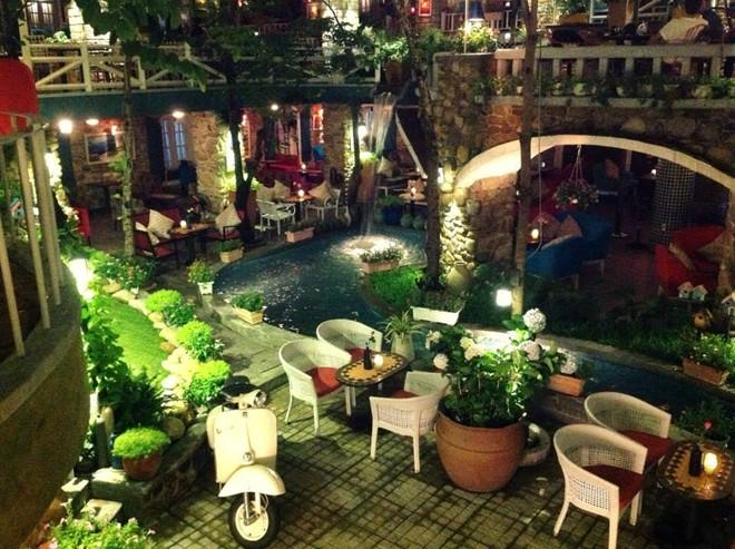 10 quán cafe sân vườn đẹp ở Sài Gòn. Ảnh 10