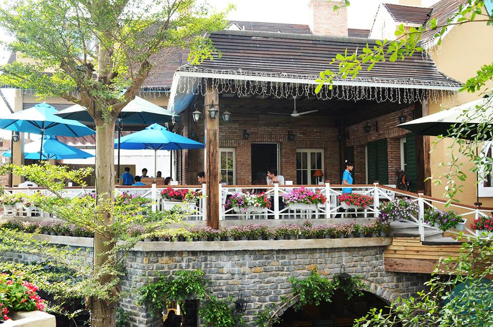10 quán cafe sân vườn đẹp ở Sài Gòn. Ảnh 5