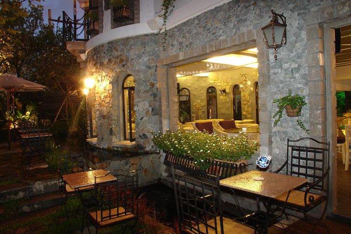 10 quán cafe sân vườn đẹp ở Sài Gòn. Ảnh 4