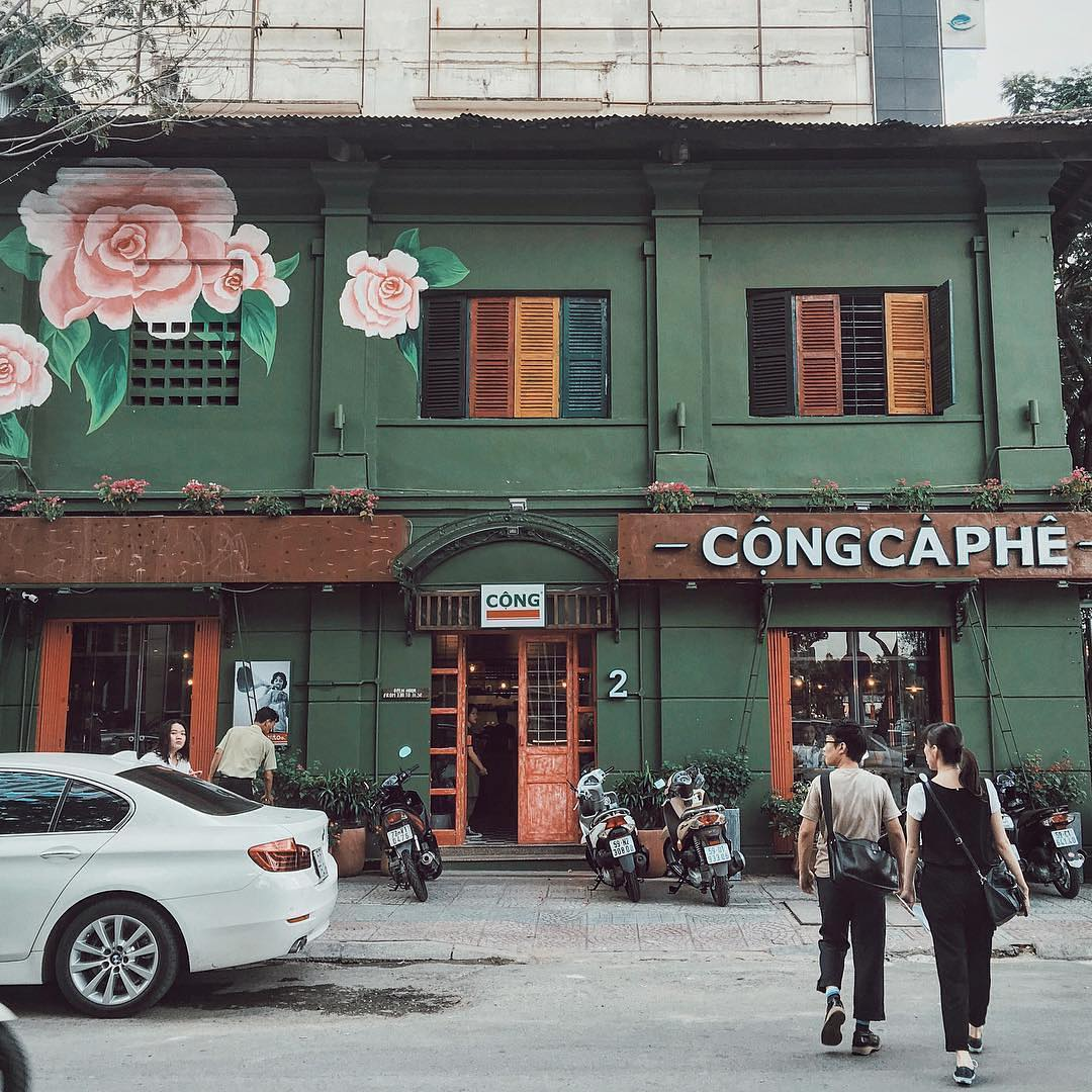 12 trải nghiệm thưởng thức cafe đáng thử ở Sài Gòn. Ảnh 8