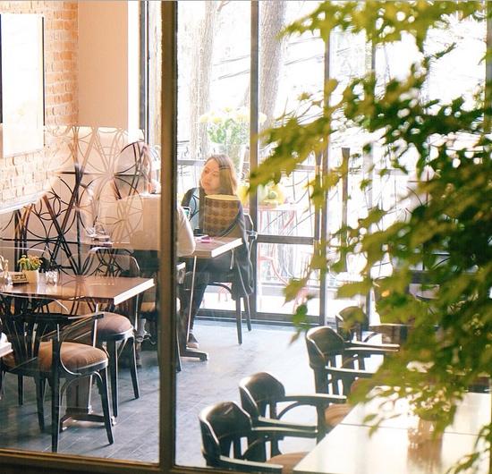 những quán cà phê đẹp ở Hà Nội Runam cafe