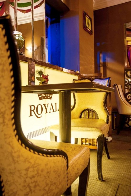 những quán cà phê đẹp ở Hà Nội Royal coffee