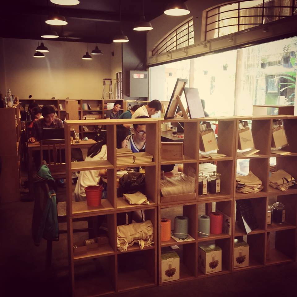 Quán cafe sách đẹp ở sài gòn. Ảnh 25