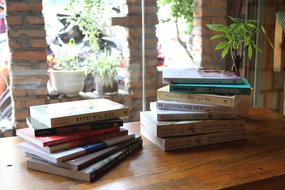 Quán cafe sách đẹp ở sài gòn. Ảnh 22