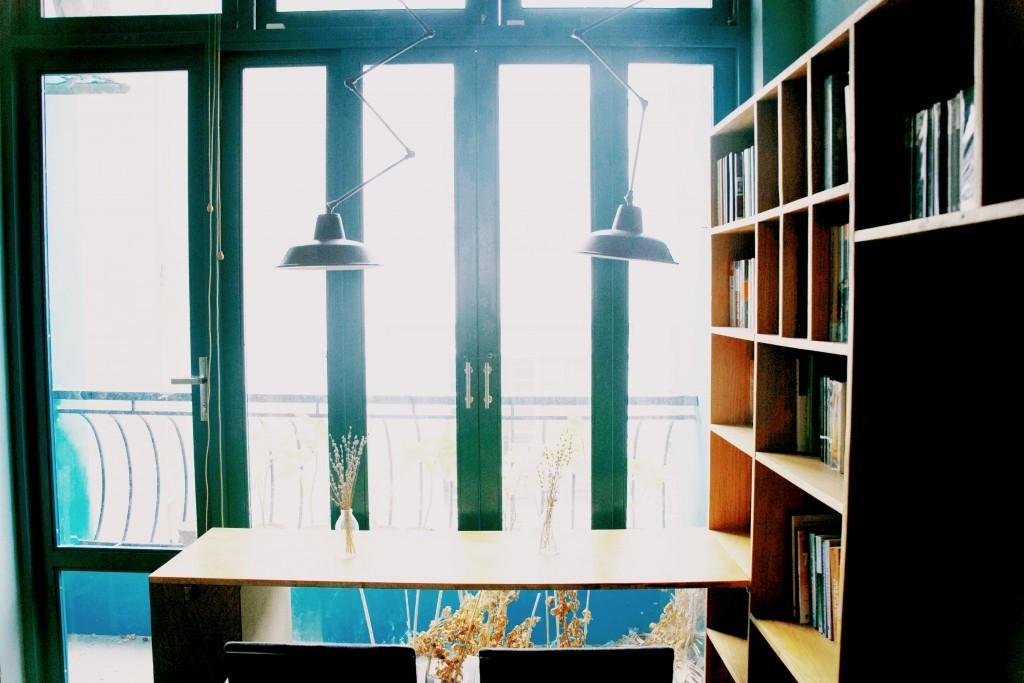 Quán cafe sách đẹp ở sài gòn. Ảnh 20