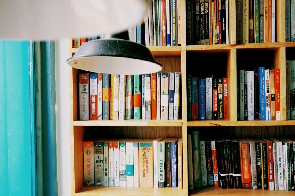 Quán cafe sách đẹp ở sài gòn. Ảnh 17