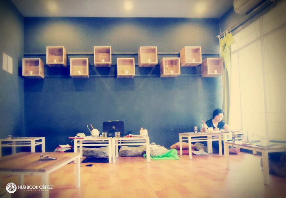 Quán cafe sách đẹp ở sài gòn. Ảnh 14