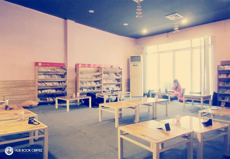 Quán cafe sách đẹp ở sài gòn. Ảnh 13