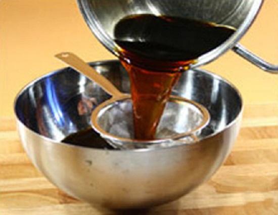 Cách làm đá bào cà phê kiểu Ý. Ảnh 8