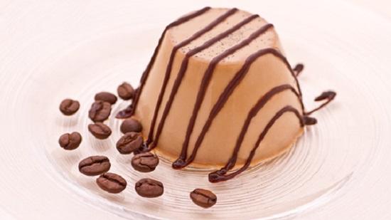 Cách làm Panna cotta cafe kem kiểu Ý ngon tuyệt. Ảnh 1