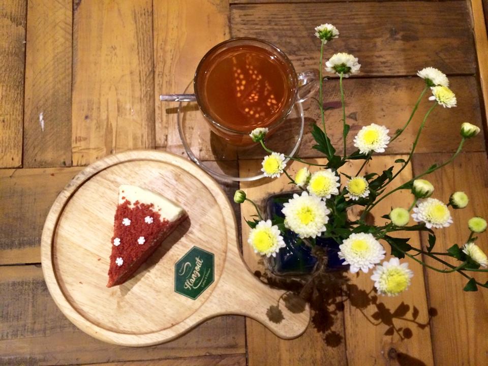 Những quán cafe bói bài Tarot nổi tiếng ở Hà thành. Ảnh 3