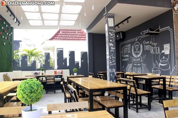 Quán cafe đẹp ở nha trang thu hút khách du lịch. Ảnh 6