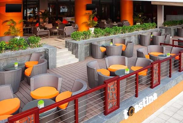 Quán cafe đẹp ở nha trang thu hút khách du lịch. Ảnh 4