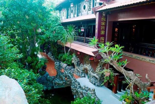 Quán cafe đẹp ở nha trang thu hút khách du lịch. Ảnh 3
