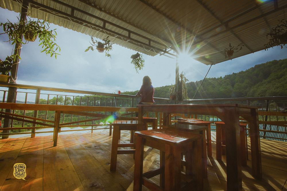 Quán cafe Dốc Lạnh - Quán cafe view đẹp ở Đà Lạt. Ảnh 8