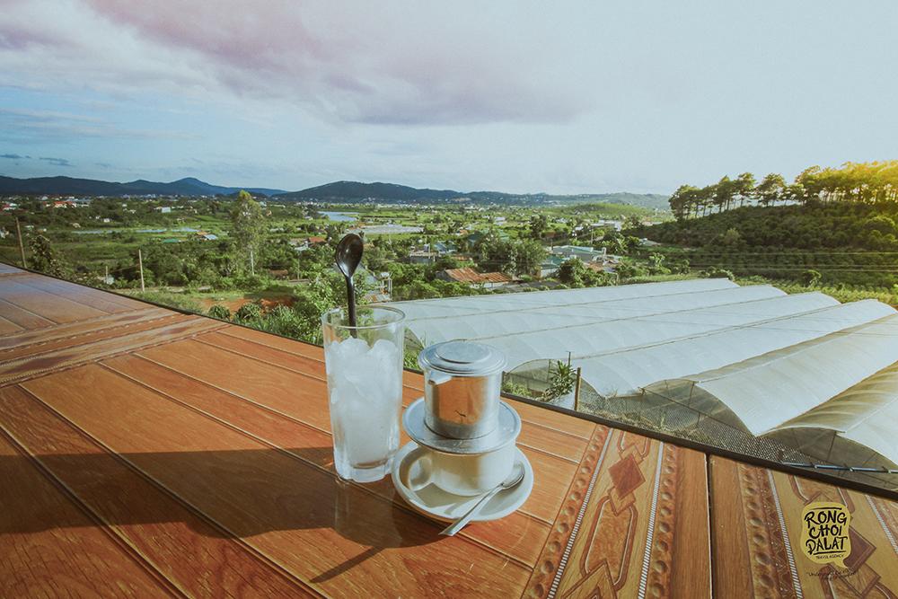 Quán cafe Dốc Lạnh - Quán cafe view đẹp ở Đà Lạt. Ảnh 6