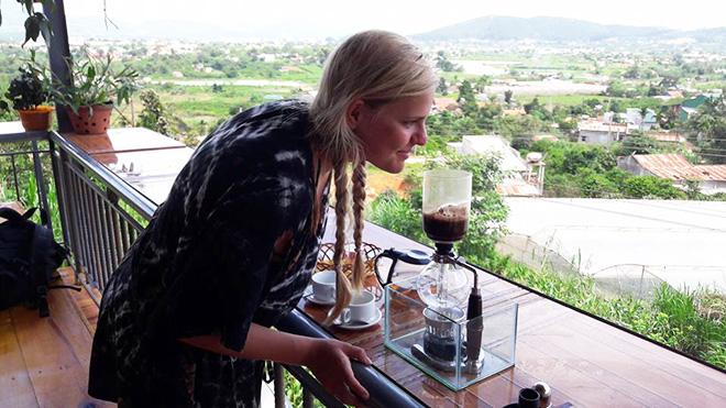 Quán cafe Dốc Lạnh - Quán cafe view đẹp ở Đà Lạt. Ảnh 5