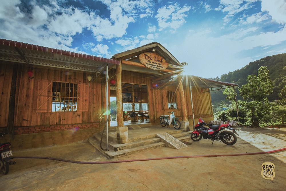 Quán cafe Dốc Lạnh - Quán cafe view đẹp ở Đà Lạt. Ảnh 2