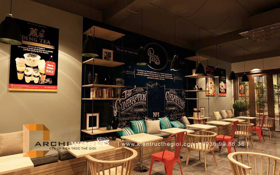Thiết kế quán cafe đẹp. Ảnh 5
